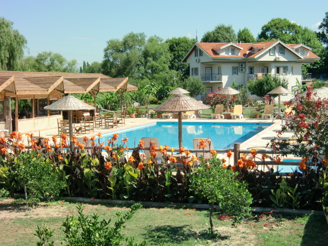 Sedir Resort family run hotel & villa apartments ( for 5 people )