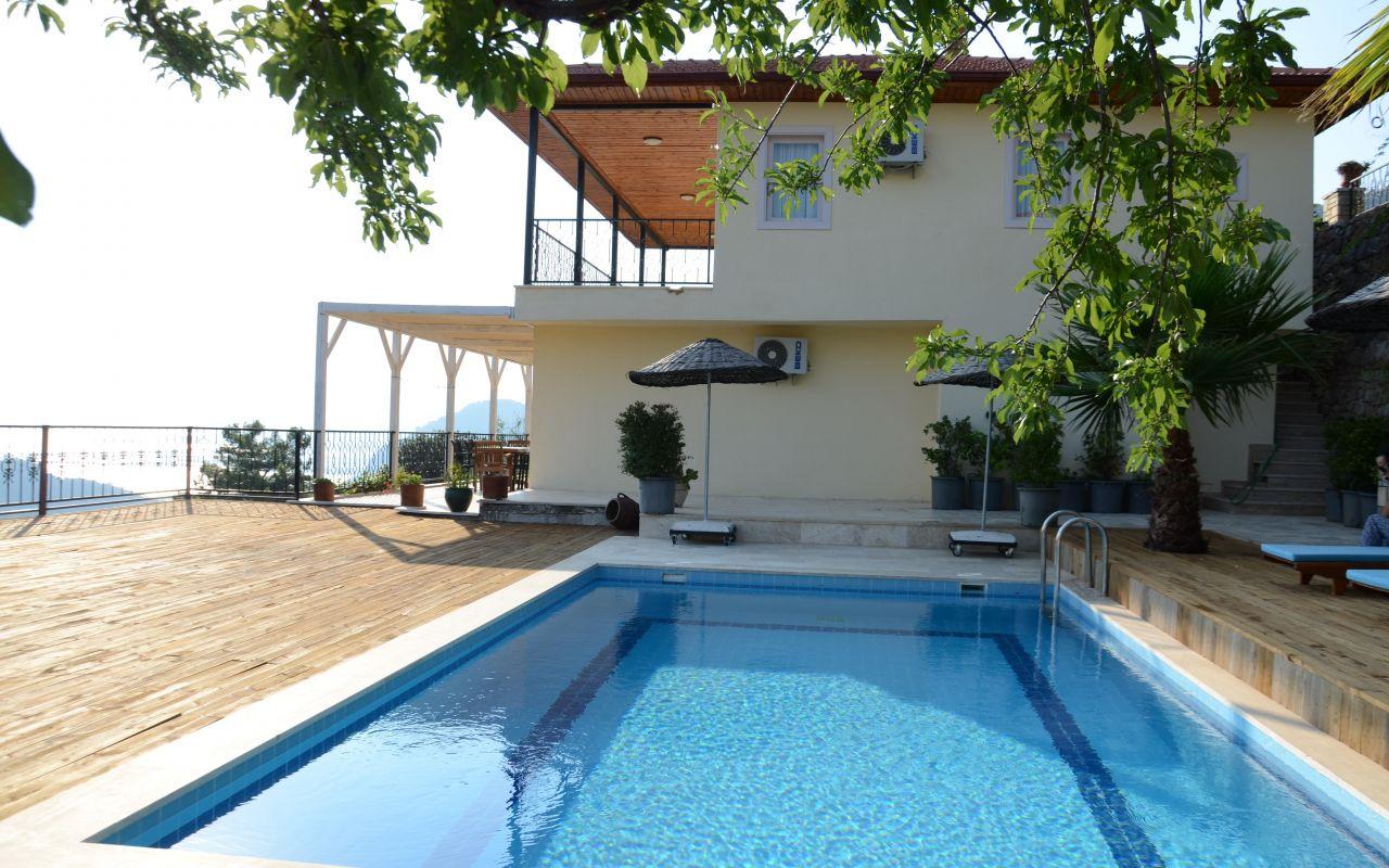Villa Melisa sea view