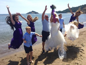 Weddings on Turkey's No.1 Beach