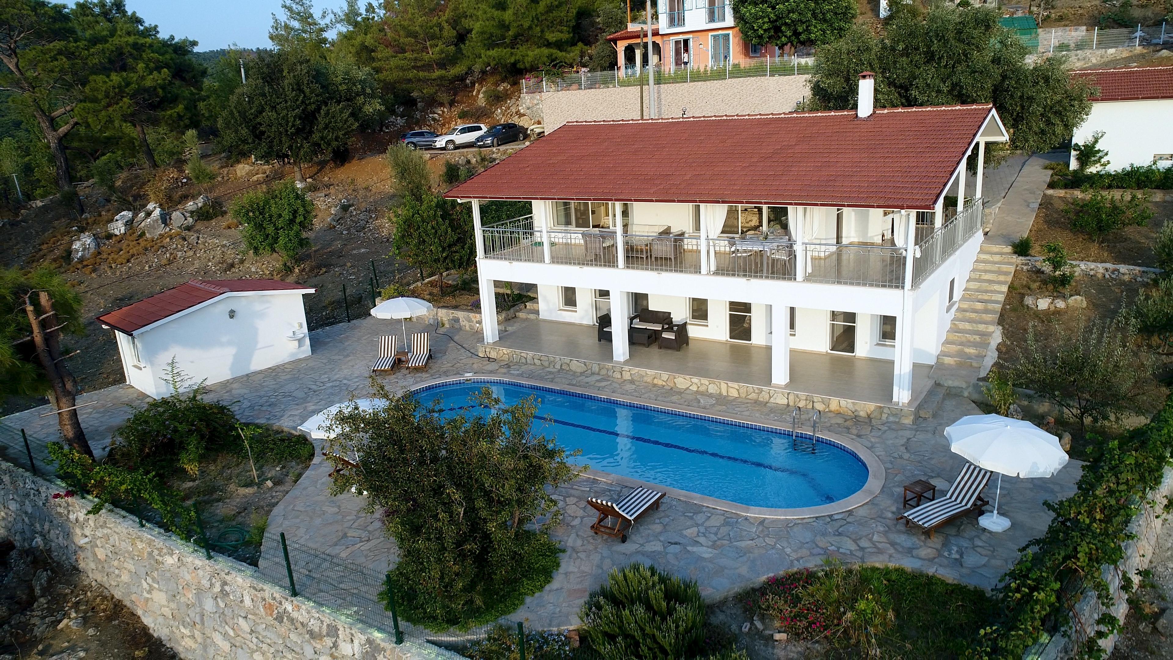 Villa Burak Köy Evi